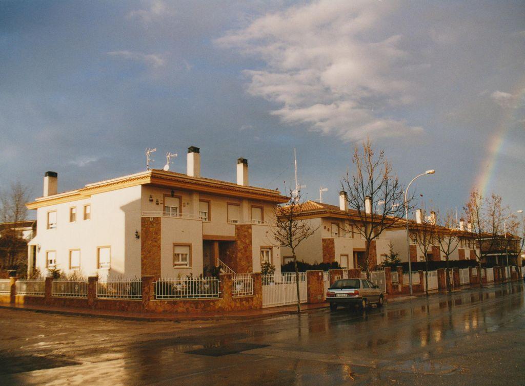 Bungalows y casas unifamiliares
