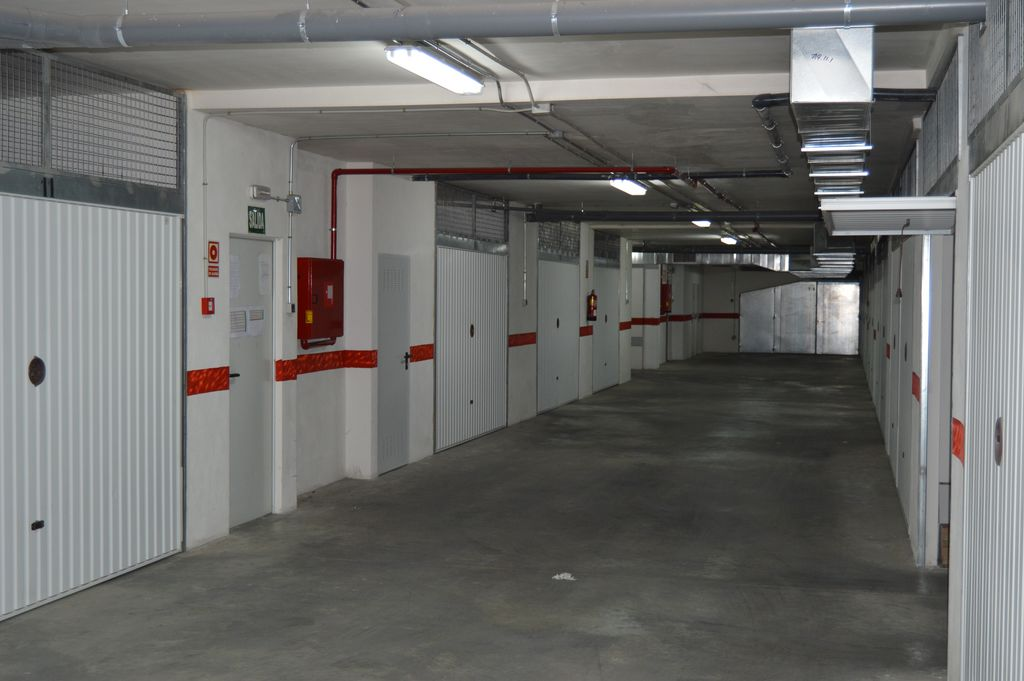 Garajes en calle Echegaray