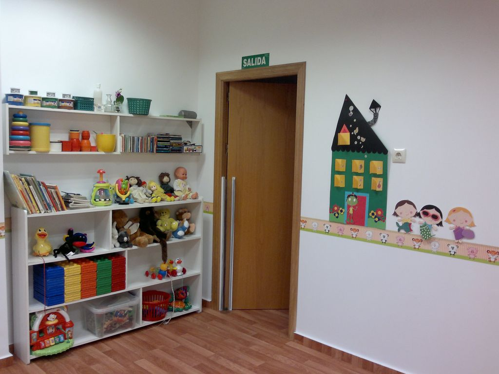 Reforma en escuela infantil