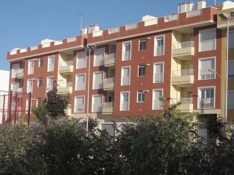 Viviendas en calle Miguel Hernández nº 29