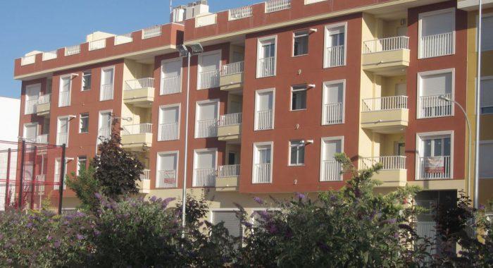 Construcción y venta de viviendas en Caudete (Albacete)