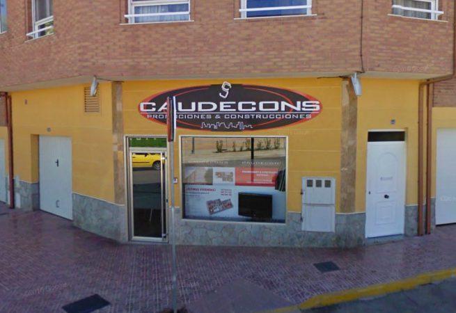 Oficina de Caudecons en Caudete (Albacete)