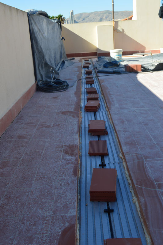 Reforma de fachada en Benidorm